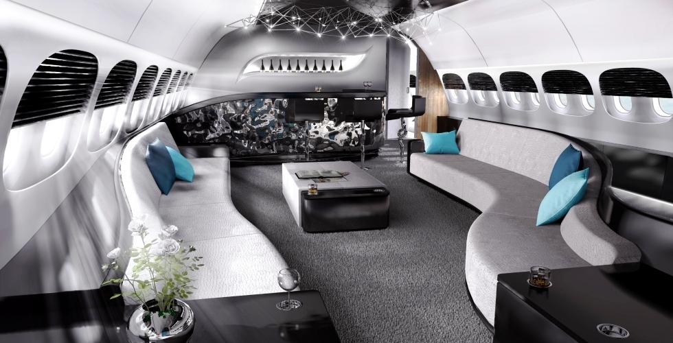 Boeing 787 Dreamliner VIP