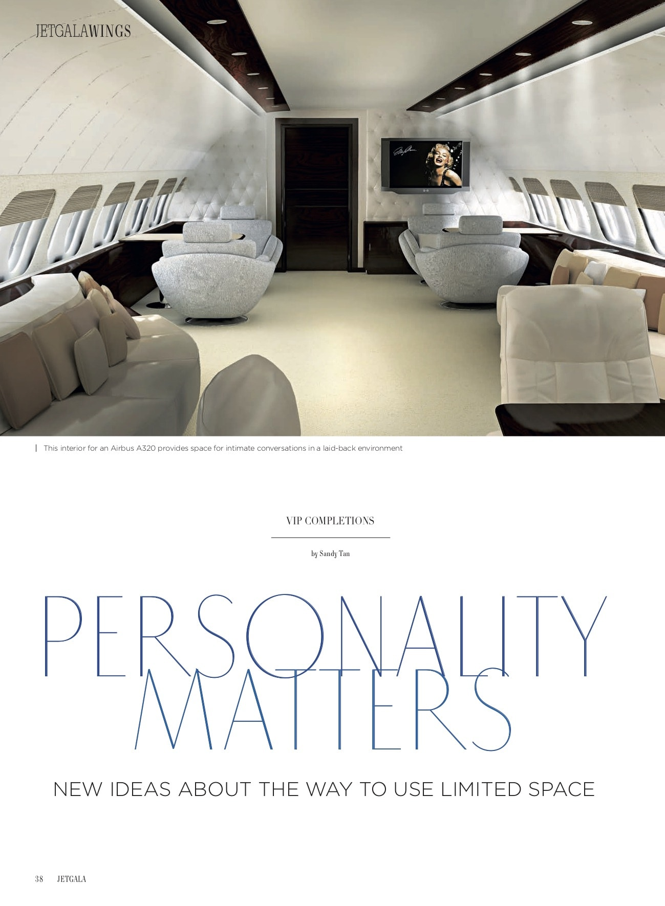 VIP Completions Magazine Feature