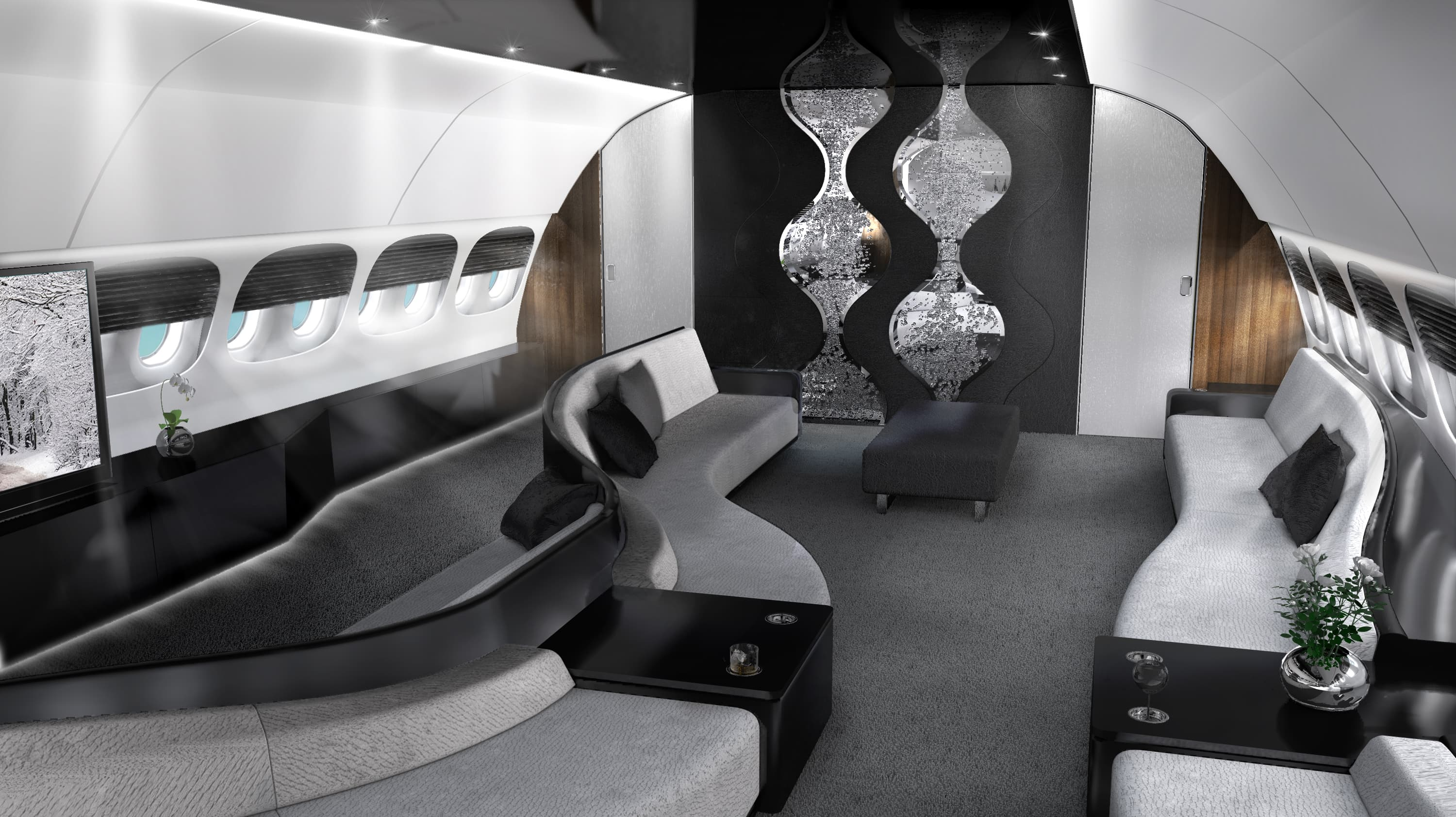Jet Interiors | VIP Completions