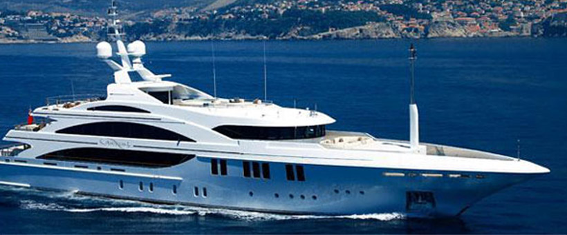 VIP Completions Yacht
